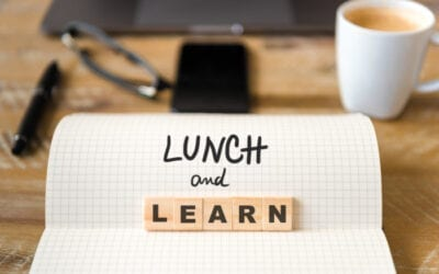 OCT2020: Lunch and Learn CEU courses!